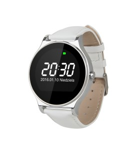 Smartwatch Style alb