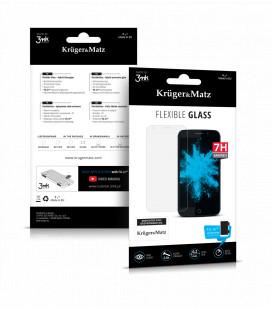 Folie protectie sticla hibrid pentru FLOW 4+