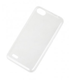 Back cover silicon - transparent MOVE 6 mini