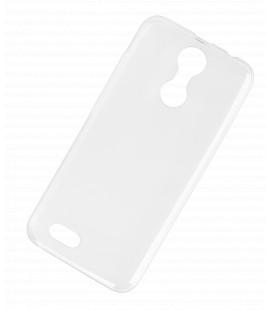 Back cover silicon - transparent MOVE 8