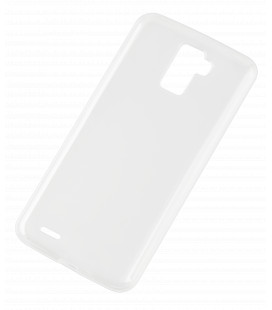 Back cover silicon - transparent LIVE 6+