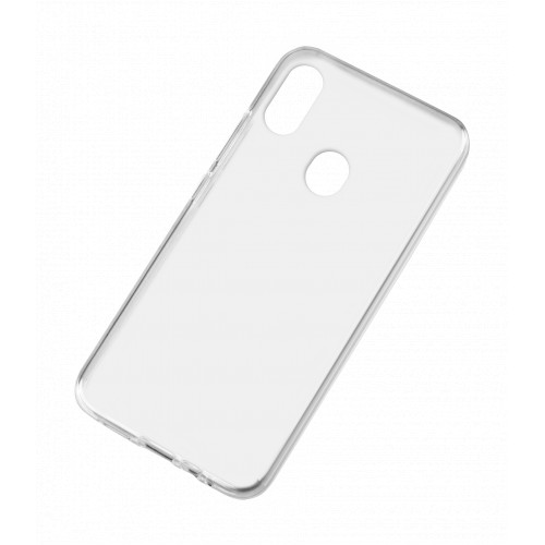 Back cover silicon transparent telefon mobil Live 7