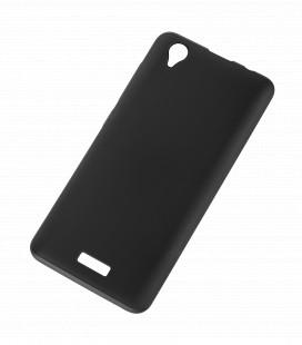 Back cover silicon negru pentru Move 8 mini