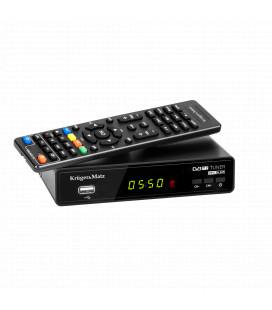 Tuner DVB-T2 H.265 HEVC