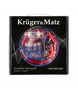 Kit cabluri montaj auto pentru amplificatoare
