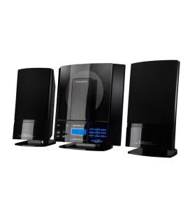 Miniwieża Kruger&Matz KM0811 z czytnikiem CD, wejściami SD i USB