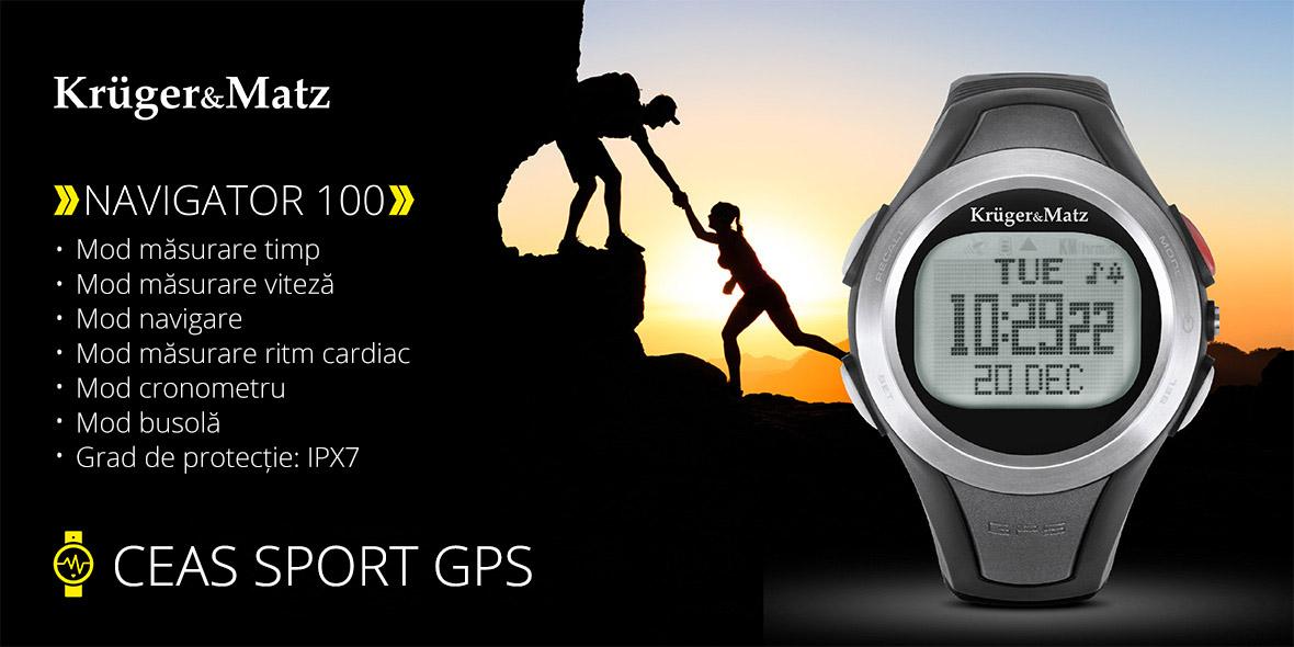 Ceas sport Navigator 100