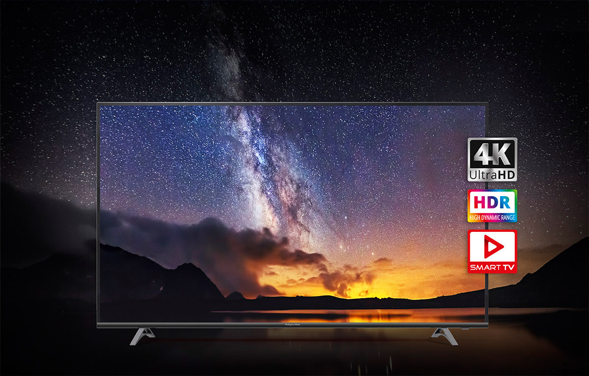 Telewizor Ultra HD Smart TV
