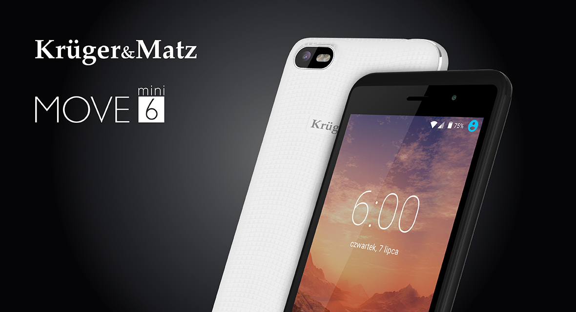 Smartphone Kruger&Matz MOVE 6 mini