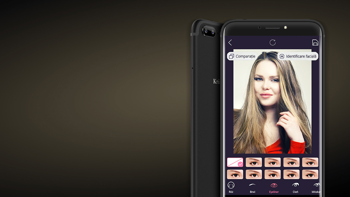 Nu mai trebuie sa descarci aplicatii de procesare a imaginilor. Uita de complexe! Aplicatia smartphone-ului LIVE 5 iti va imbunatati trasaturile faciale, dar si forma corpului. Distreaza-te cu pozele facute si arata-le prietenilor!