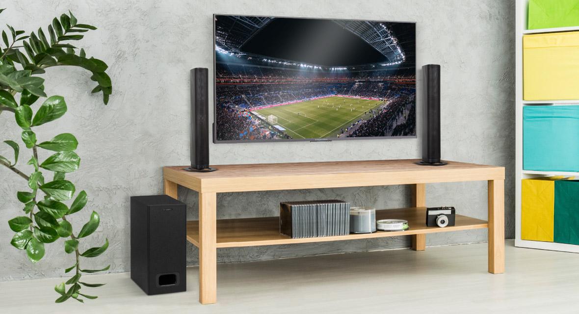Sistem stereo Kruger&Matz