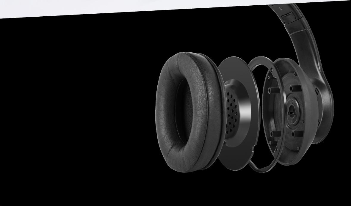 Difuzoarele driver de inalta calitate te vor transporta intr-o noua dimensiune a sunetului. Simte diferenta!