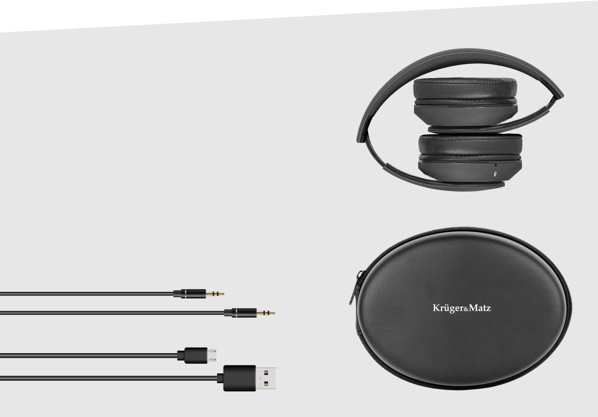 Casti STREET 2 Wireless, Etui, Cablu audio (Jack 3,5 mm <---> Jack 3,5 mm), Cablu USB (USB A <---> Micro USB), Instructiuni de utilizare, Garantie