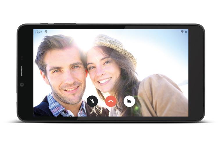 Tableta LTE cu card SIM