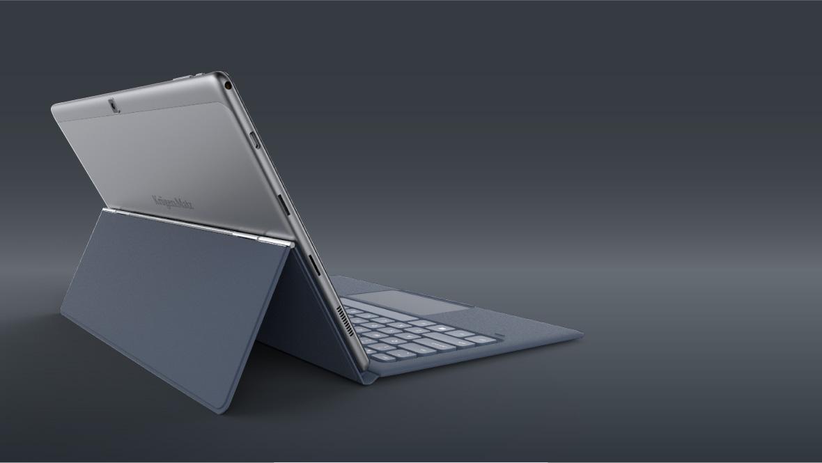 O tableta clasica nu iti ajunge? EDGE 1162 iti ofera mai multe optiuni si depinde de tine sa le folosesti. Datorita tastaturii  full-size QWERTY poate fi folosita ca un notebook. In plus, husa cu design pliabil iti permite sa asezi tableta intr-o pozitie confortabila, daca vrei de exemplu sa urmaresti un film.