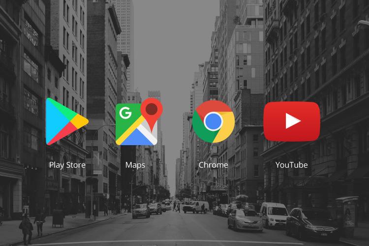 Vei fi uimit de noile specificatii ale radioului auto KM 2006 de la Kruger&Matz! Dispozitivul functioneaza cu sistemul de operare Android 8.1, astfel poti folosi YouTube sau browserul web Chrome. In plus, ai acces la Play store.